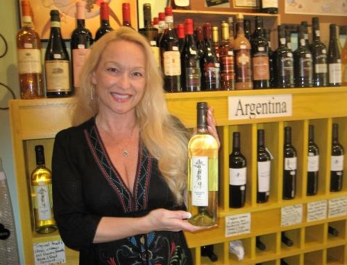 Sauvignon Blanc Wine from Mendoza, Argentina