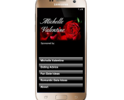 Android app Michelle Valentine TV