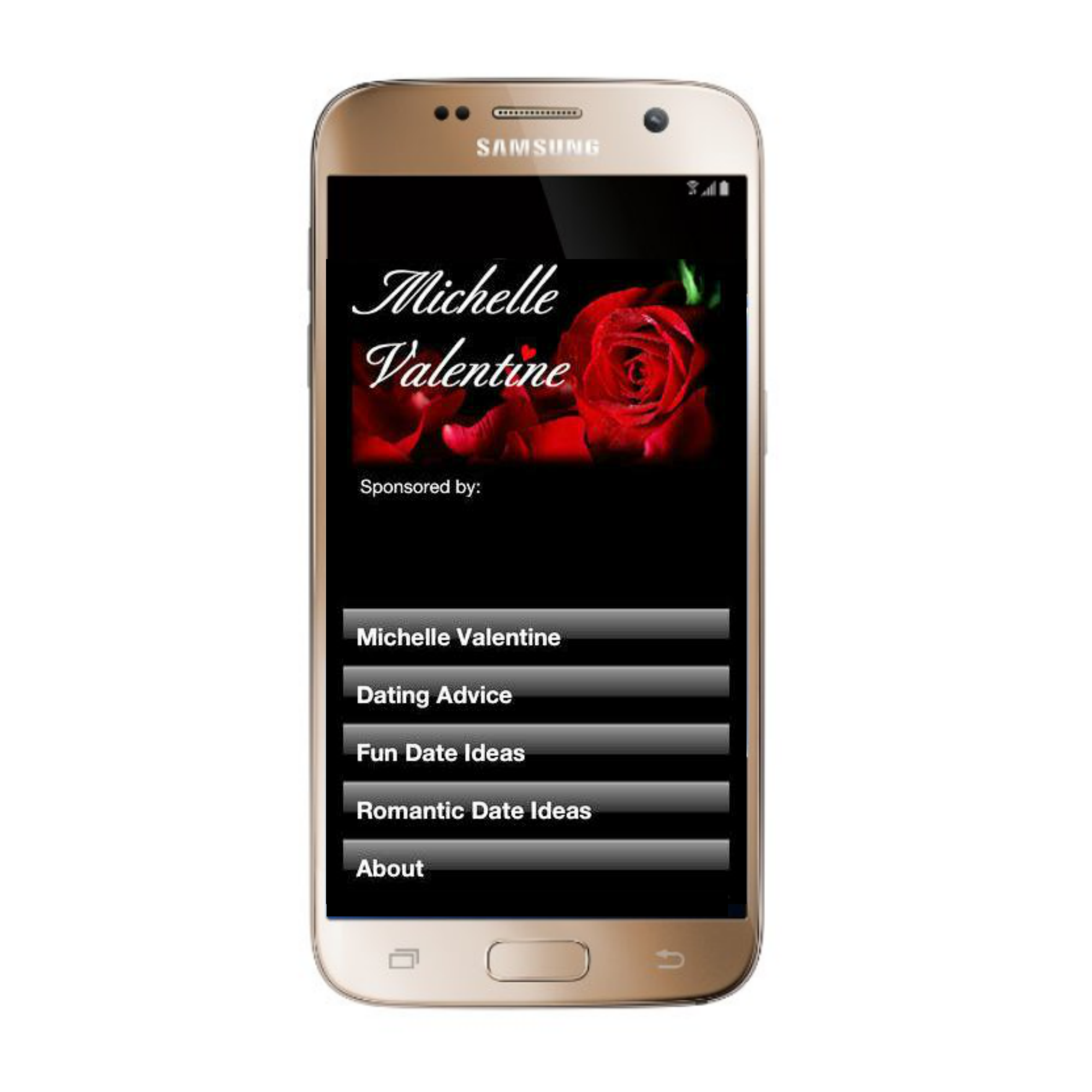 App for android free michelle valentine tv
