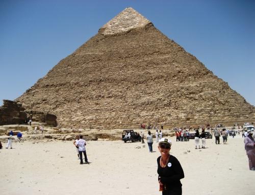 22 Stunning Photos of the Pyramids of Giza