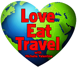 Love Eat Travel TV Show with Michelle Valentine
