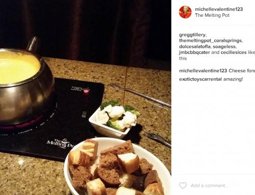 Melting Pot Restaurant Fondue Photos From My Instagram
