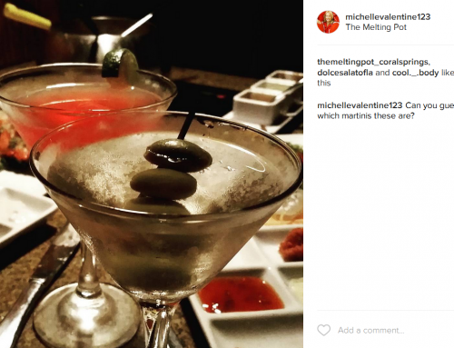 Drool-Worthy Martini Photos From My Instagram