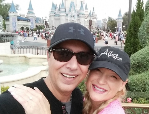 Engaged! Michelle Valentine Proposed to During Valentine's Day Stay at Disney