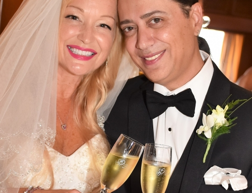 Married! Michelle Valentine Got Married Aboard a Cruise Ship