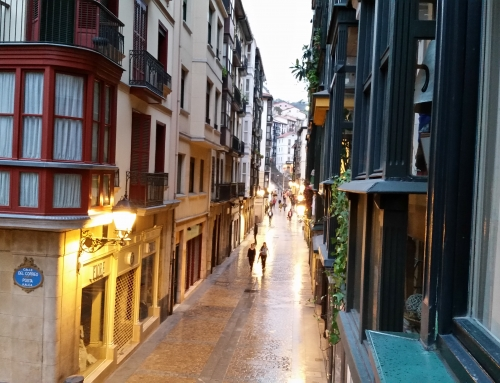Streets in Bilbao Basque Country Spain – Daily Travel Photo