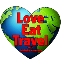 Love Eat Travel TV with Michelle Valentine