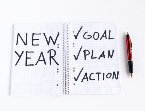 Tips to Accomplish New Year's Resolutions