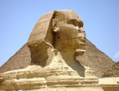 Spectacular Photos of Egypt's Great Sphinx of Giza