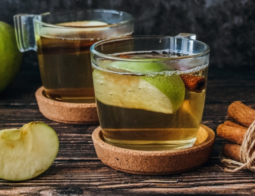Shrunken Head Apple Cider Recipe