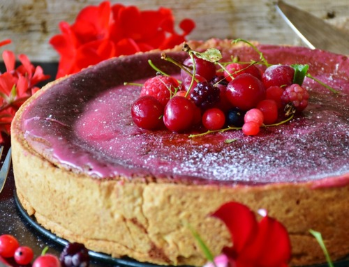 Very Berry Cheesecake Recipe