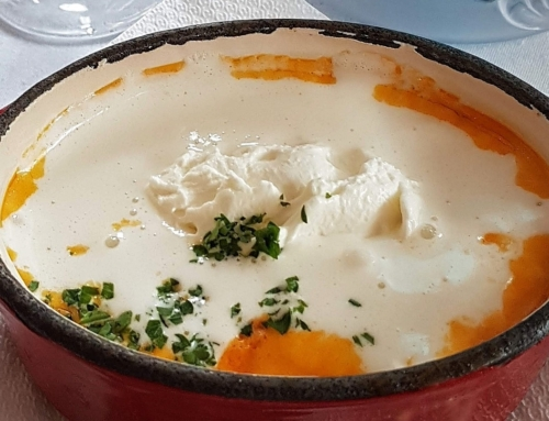 Crab Bisque Thickened to Perfection Recipe