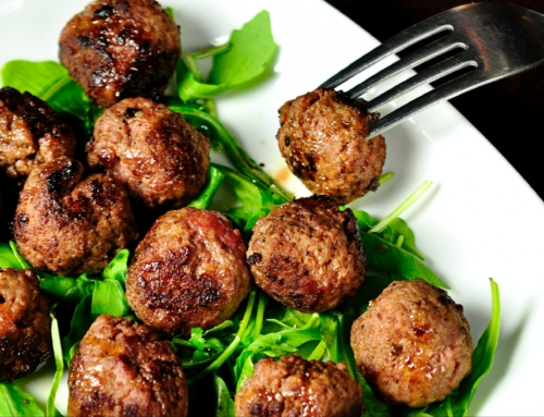 Simple Meatball Recipe