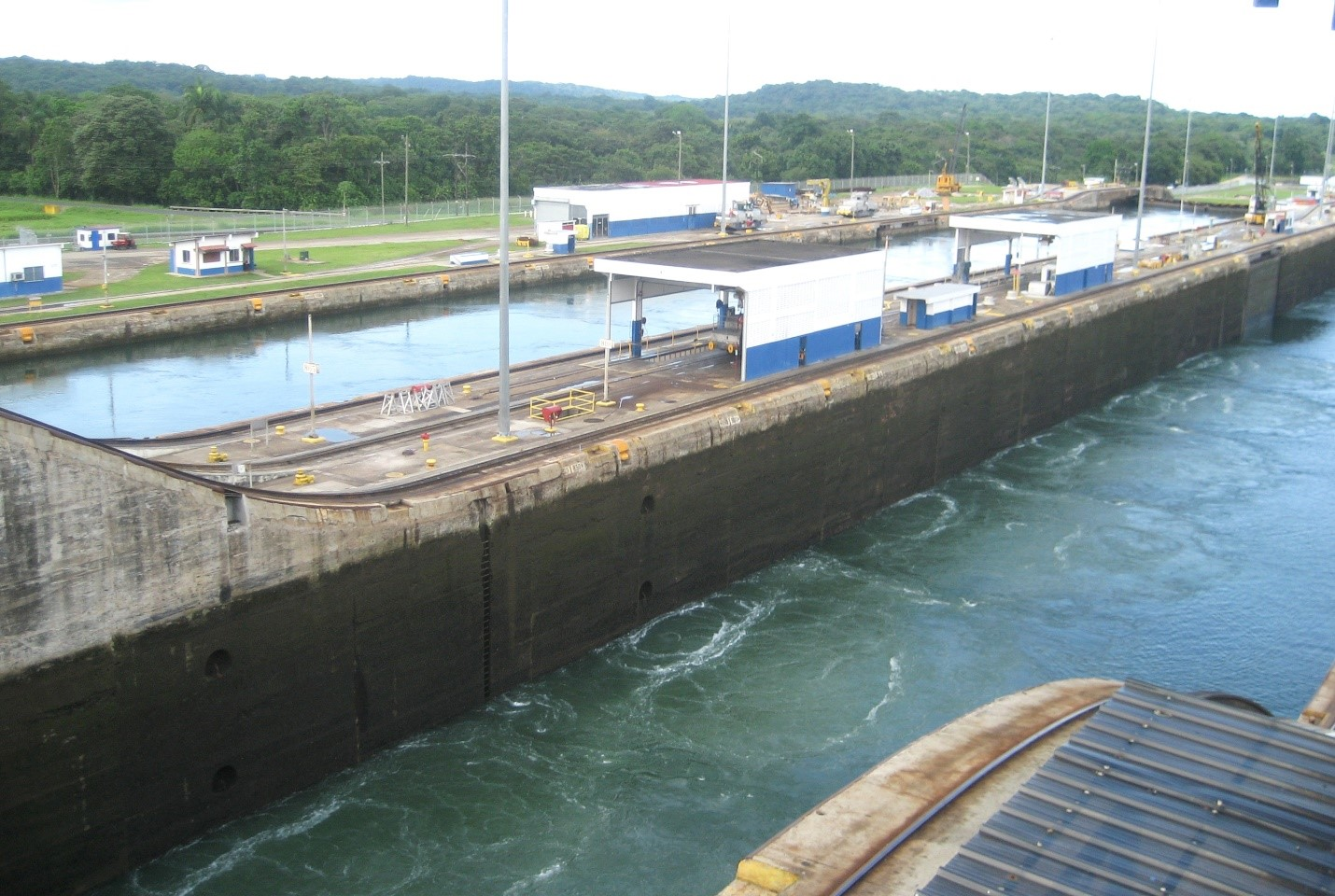 "on Google Search for ""Panama Canal"""