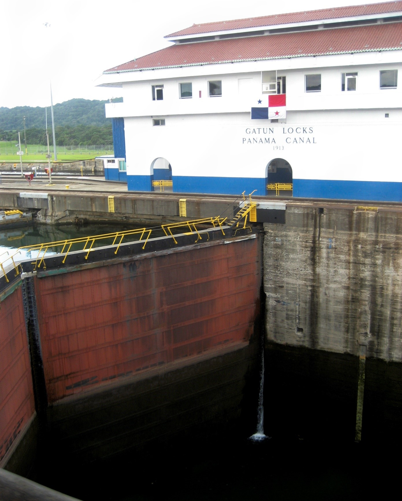 """on Google Search for """"Panama Canal"""" and 'Panama Canal locks"""""""
