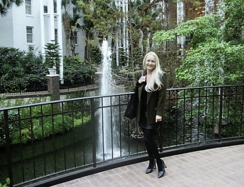 An Afternoon at the Gaylord Opryland Resort & Convention Center in Nashville, Tennessee