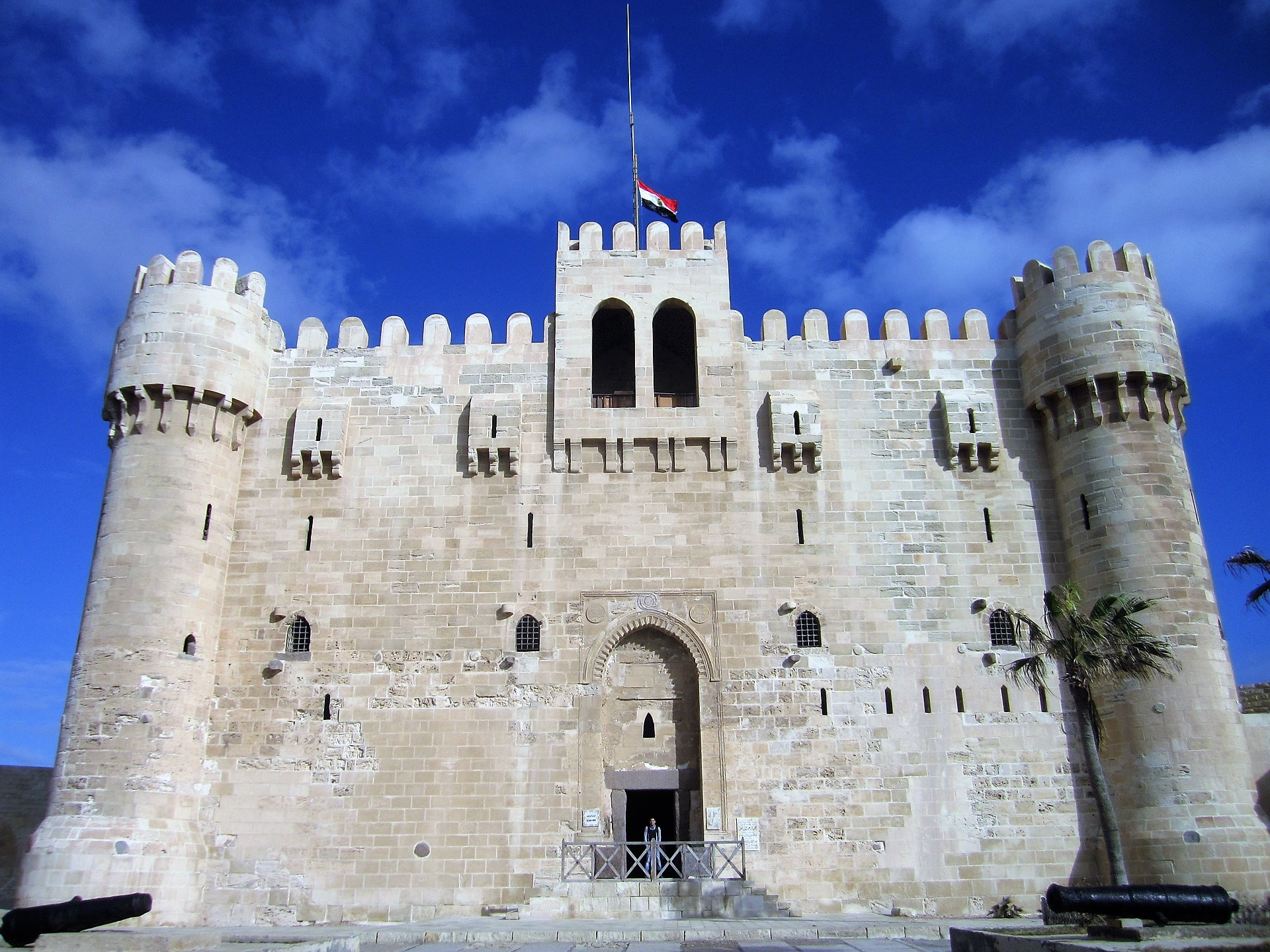 must-see locations in Alexandria Egypt
