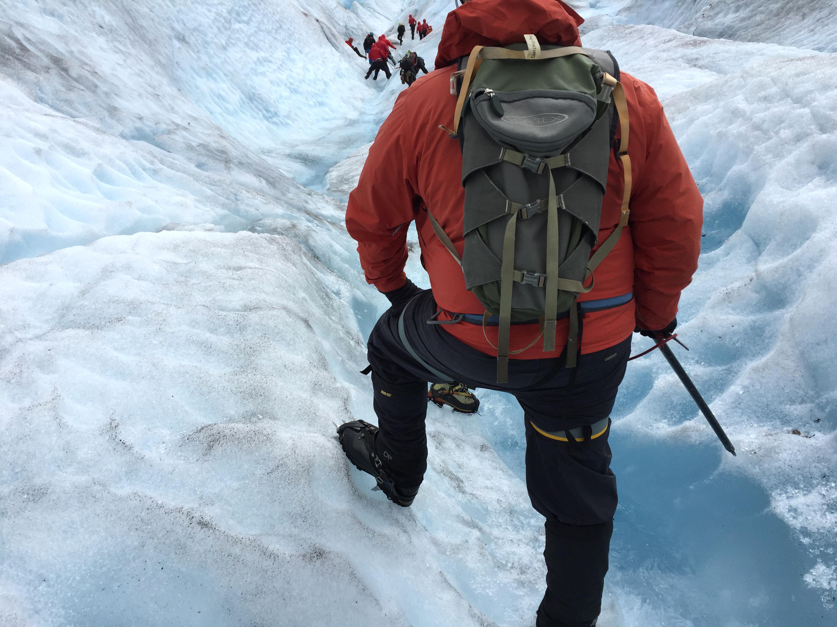 Juneau Icefield in Alaska, Glacier