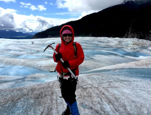 Guide to Climbing a 300-Feet Glacier Ice Wall in Juneau, Alaska