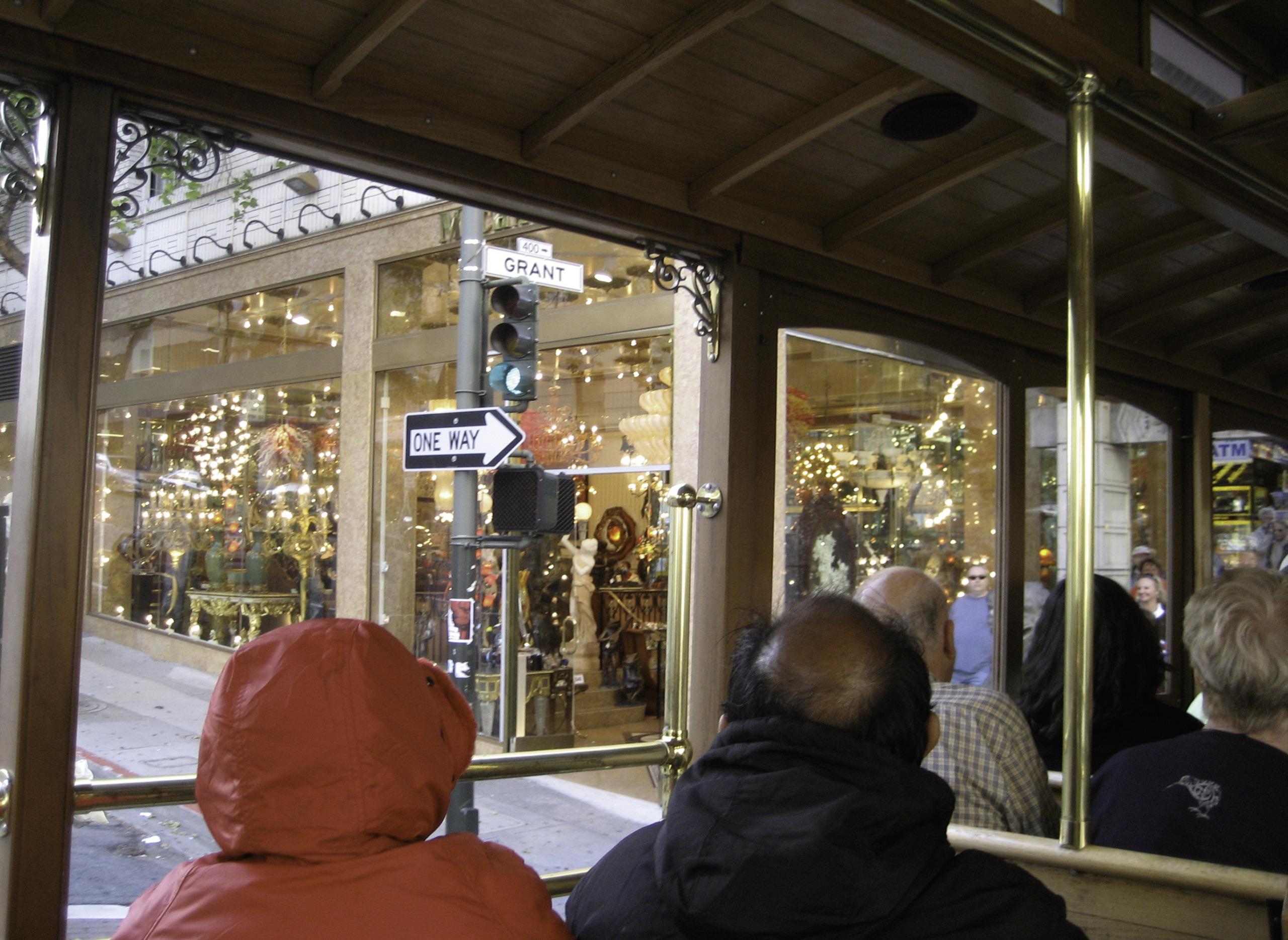 San Francisco's Chinatown shops