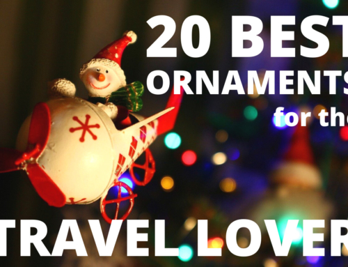 20 Best Christmas Ornaments & Decor Tips for the Travel Lover