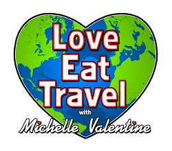 Love Eat Travel with Michelle Valentine TV Logo