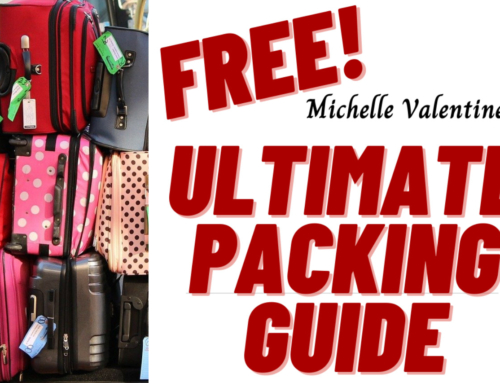 Giveaway! Get My Free Ultimate Travel Packing Guide