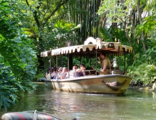 Magic Kingdom's Jungle Cruise is WILD!