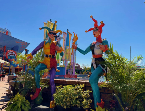 Guide to Mardi Gras at Universal Studios Florida
